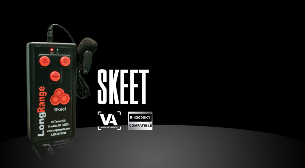 Skeet Wireless Transmitter Remote