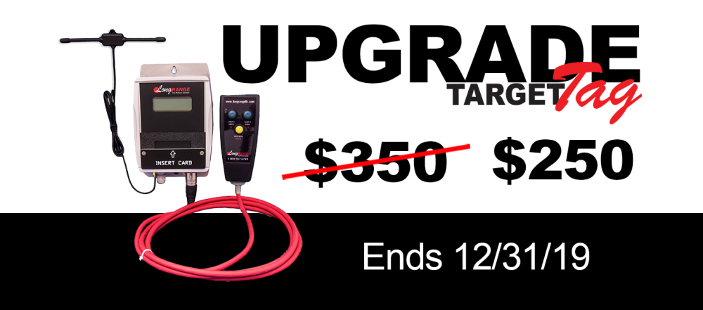 $100 Off TargetTAG Upgrade Ending Soon